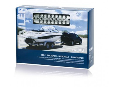 LED TRAILERVALOSARJA
